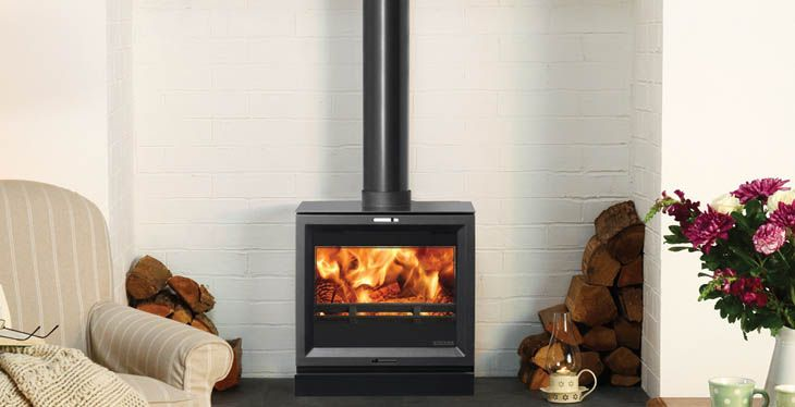 electric fire stoves homebase