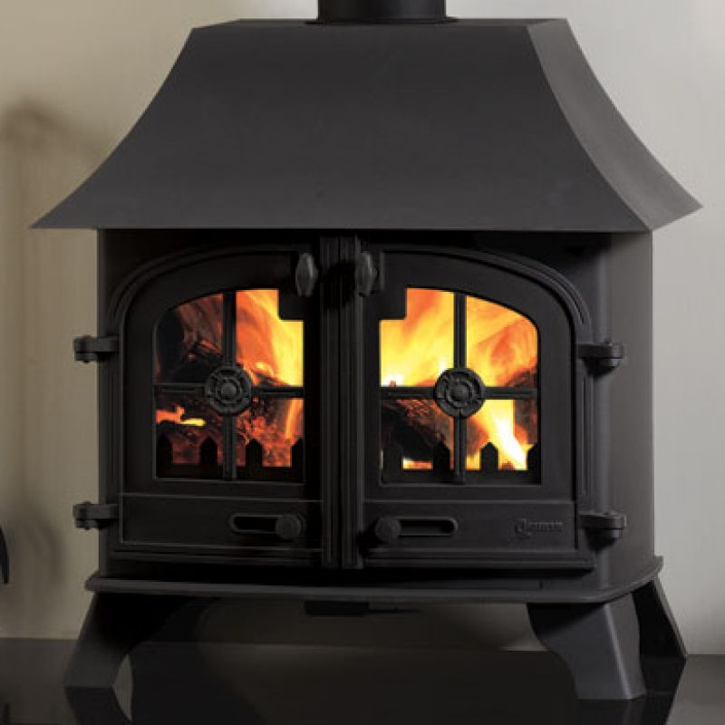 Yeoman County Woodburning Multifuel Stove