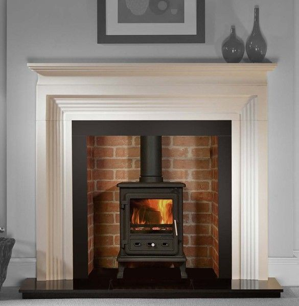 Gallery Collection Firefox 5 Multi Fuel Stove Evesham