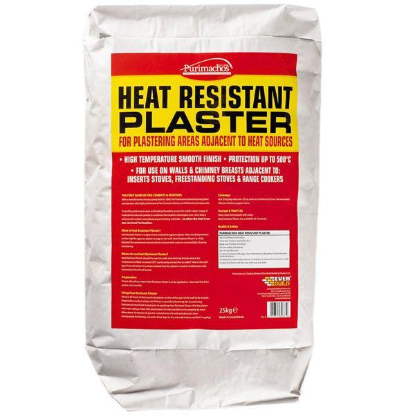 Lowe S Heat Resistant Mortar : Heat resistant plaster kg