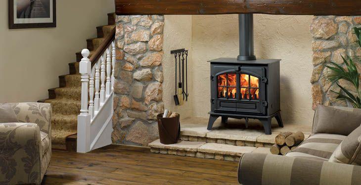 - Stovax Riva Plus Large Woodburning Stove
