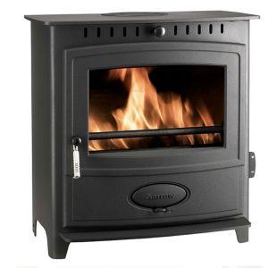 Aarrow Ecoburn Plus 7 kW Flexifuel Multi-fuel Wood Burning
