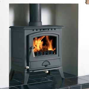 Cast Tec Alberg 7 Wood Burning / Multi-Fuel Stove