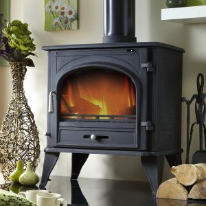 Meltham CR-E10 Multifuel/Woodburning Stove