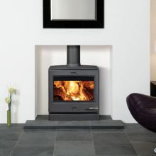 Yeoman CL8HB Multifuel / Woodburning Boiler Stove