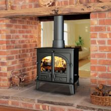 Parkray Consort 7 Double Sided Stove