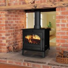 Parkray Consort 7 Double Sided Stove (Single Door)