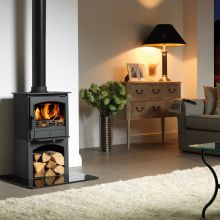 ACR Earlswood SE Log Store Multifuel / Woodburning Stove