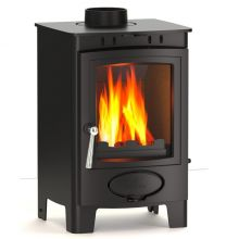 Aarrow Ecoburn Plus 4 Multifuel / Woodburning Stove