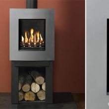 Gazco F40 Avanti Highline Gas Stove