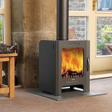 Firebelly Stoves FB Contemporary Wood Burning Stove