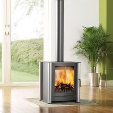 Firebelly Stoves FB1 Double Sided Wood Burning Stove