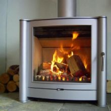 Firebelly Stoves FB2 Contemporary Wood Burning Stove