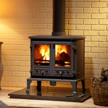 Gallery Collection Firefox 12B Multifuel / Woodburning Boiler Stove