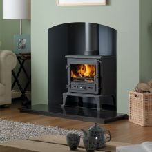 Gallery Collection Firefox 8 Cleanburn Multifuel / Woodburning Stove