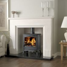 franco belge savoy elegance multifuel wood burning stove wood stoves
