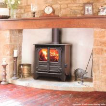 Dunsley Highlander 10 Multifuel / Woodburning Boiler Stove