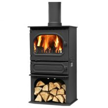 Dunsley Highlander 7 Log Store Multifuel / Woodburning Stove
