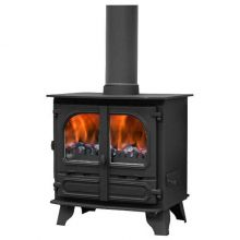Dunsley Highlander 8 Multifuel / Woodburning Stove