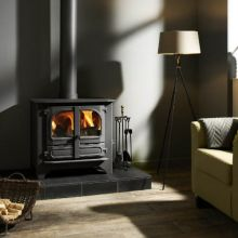 Dunsley Highlander 10 Multifuel / Woodburning Stove
