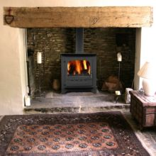 Dunsley Highlander 16 Multifuel / Woodburning Boiler Stove
