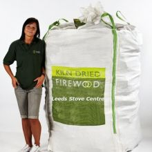 Kiln Dried Logs - Large Bulk Bag