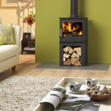 ACR Malvern SE Log Store Multifuel / Woodburning Stove
