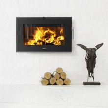 Morso S80-90 Inset Wood-Burning Stove