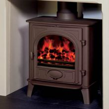Stovax Stockton 7 Multifuel Wood Burning Stove
