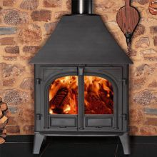 Stovax Stockton 8 Dedicated Wood Burning Stove
