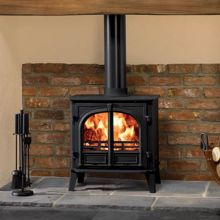 Stovax Stockton 8HB Multifuel Wood Burning Boiler Stove