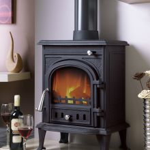 Holmfirth VR-A5 Multifuel/Woodburning Stove