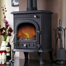 Holmfirth VR-A8 Multifuel/Woodburning Stove
