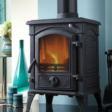 Horbury CL-B10 Multifuel/Woodburning Stove