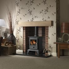 Gallery Collection Classic 5 Cleanburn Multifuel / Woodburning Stove