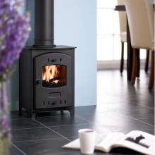 Valor Willow Multifuel / Woodburning Stove