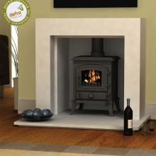 Broseley York Midi Multifuel / Woodburning Stove