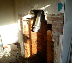 Cleaning Brick Work