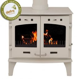 Carron 11kW SE Cream Enamel