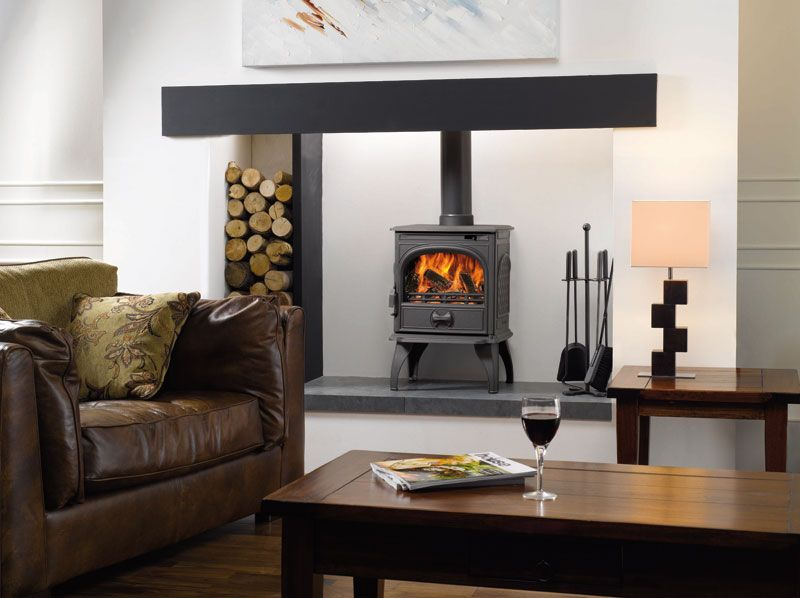 Dovre 250 cbs woodburning stove leeds stove centre for Living room with wood burning stove