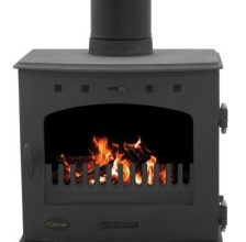 Carron 4.7kW Matt Black