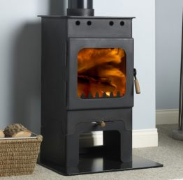 Burley Hollywell 9105 Woodburner