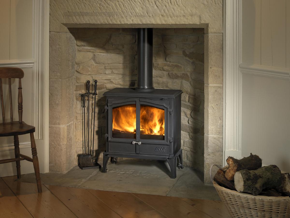 Esse 100 Dd Se Multifuel Wood Burning Stove Multi Fuel Stoves Leeds Wood Burning Stoves