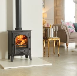 Stockton 6 Woodburning Stove