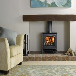 More wood burning stoves