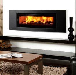 Stovax Riva Studio Verve Woodburning Cassette Fire