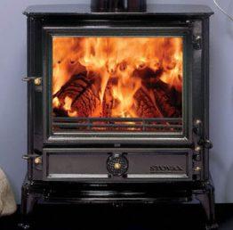 Stovax Brunel 3CB Multifuel / Wood Burning Stove