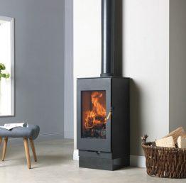 Burley Carlby 9307 Woodburner