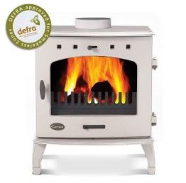 Carron 7.3kW SE Antique Enamel