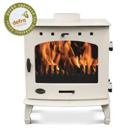Carron 7.3kW SE Cream Enamel